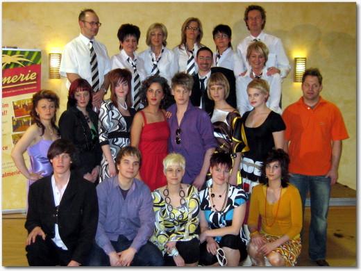 Frisurenmode 2008